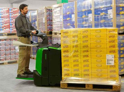 Forklift sales Norfolk CESAB P300